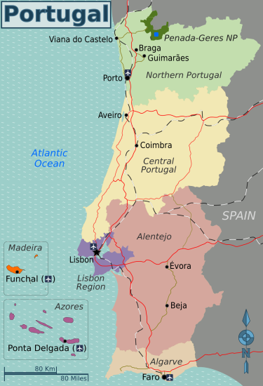 Portugal_regions_travel_map_EN